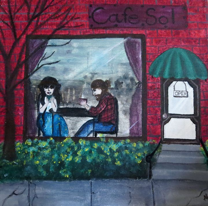 Cafe Sol - Ayla-Tree