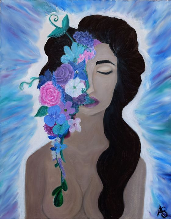 Blossom Whispers - Ayla-Tree