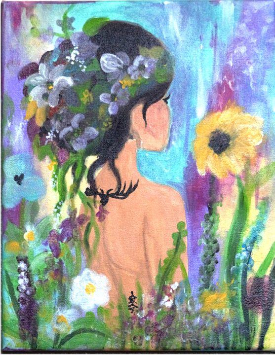 Sunflower - Ayla-Tree