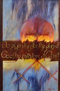 Corinthians 10:31-11:1 - Daniel Krzywicki