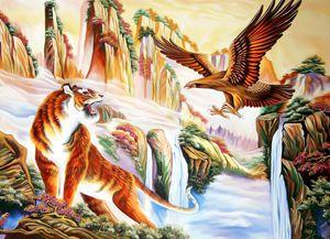 Tiger hawk
