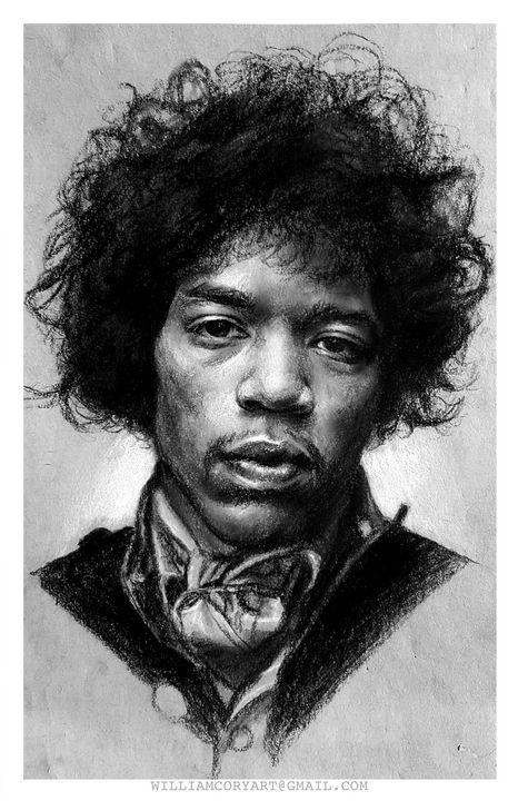 Jimi Hendrix - William Cory