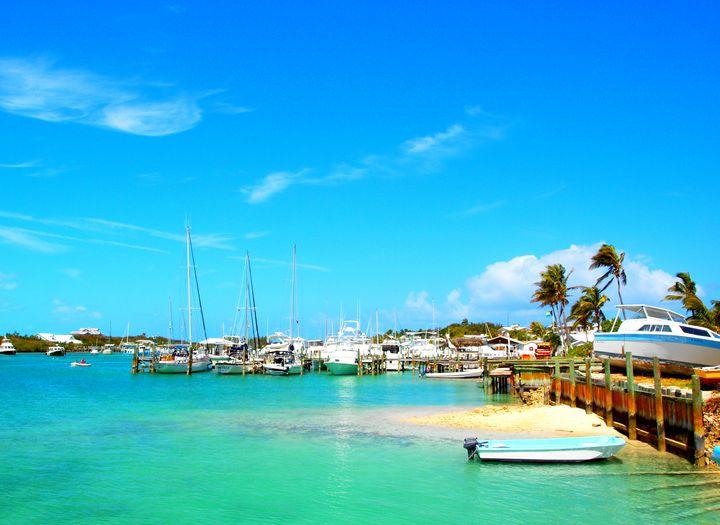 Man-O-War Cay, Abaco Island - Paulyworks Fine Art Photography
