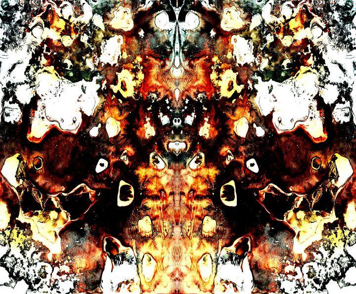 Earth Man - Paulyworks Fine Art Photography