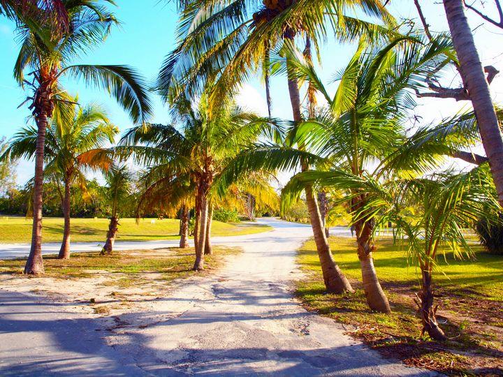 Treasure Cay Golf Course - Paulyworks Fine Art Photography