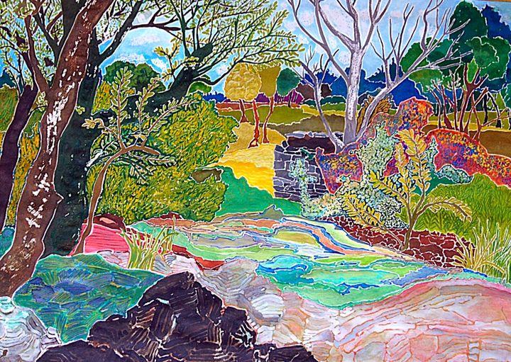 Colour Landscape - aRDart