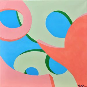 ABSTRACT SHERBET