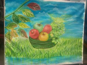 trai cay fruits