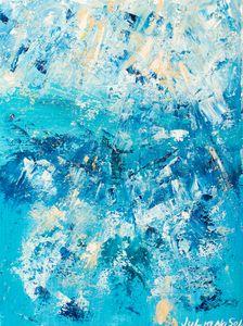 Krystal - Original Abstract Art