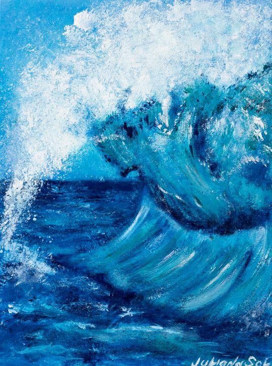 Waltz of the Wave - JulianaSol