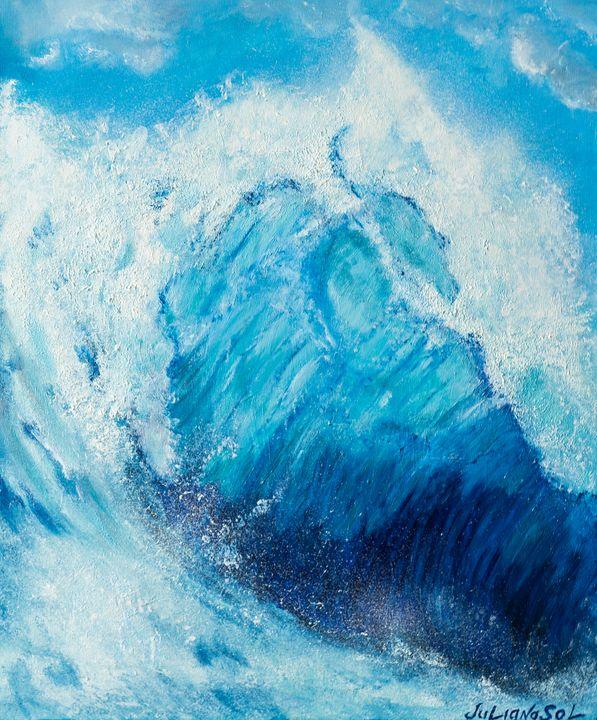Dramatic Sea - JulianaSol