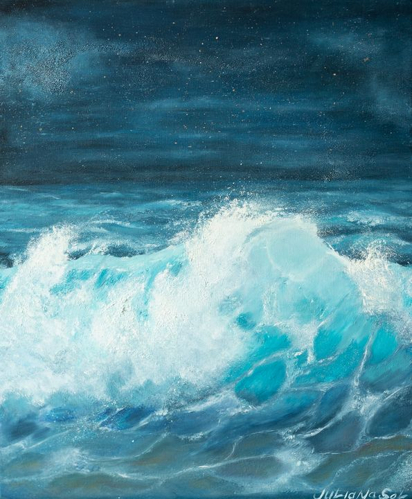 The sea inside me - JulianaSol