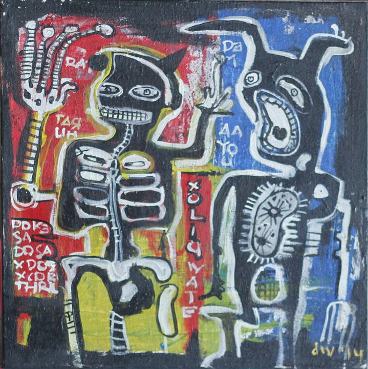 Untitled of Them - Reza D Pahlevi