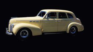 1941 Oldsmobile four door