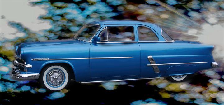 1953 Ford Customline - Cathy L. Anderson