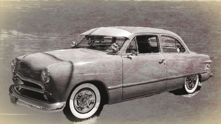 1`949 Ford Classic - Cathy L. Anderson