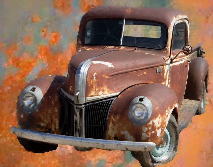 This old Ford - Cathy L. Anderson