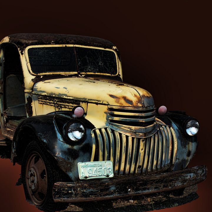 This old truck - Cathy L. Anderson