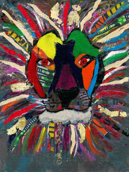 Lion of Judah - Broken Cocoon