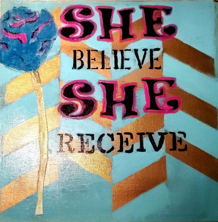 She Believe - Broken Cocoon