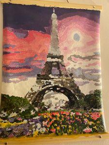 Paris France Painting