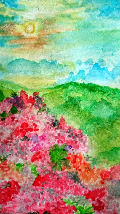 China Landscape - Mahan Salavati