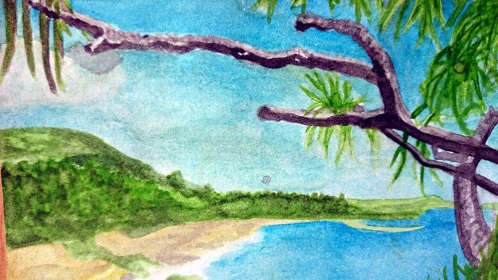 Beach - Mahan Salavati