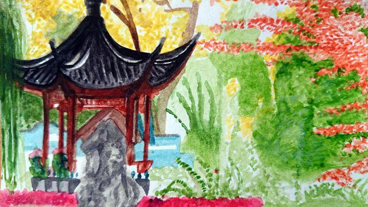 Forbidden City - Mahan Salavati