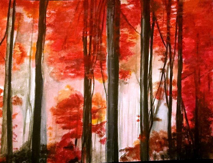 Japanese Forest - Mahan Salavati
