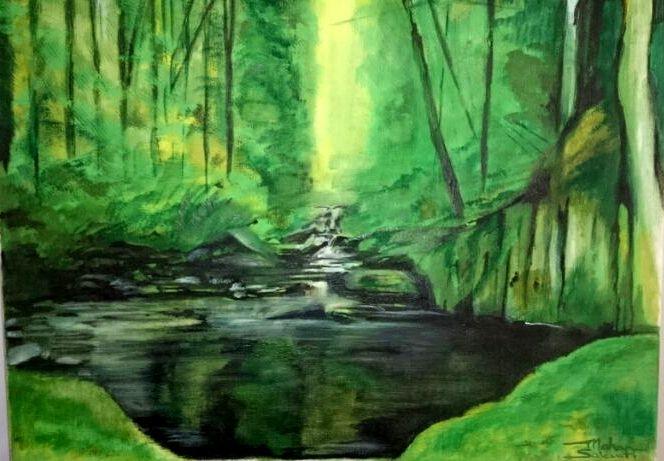 Mini Falls - Mahan Salavati