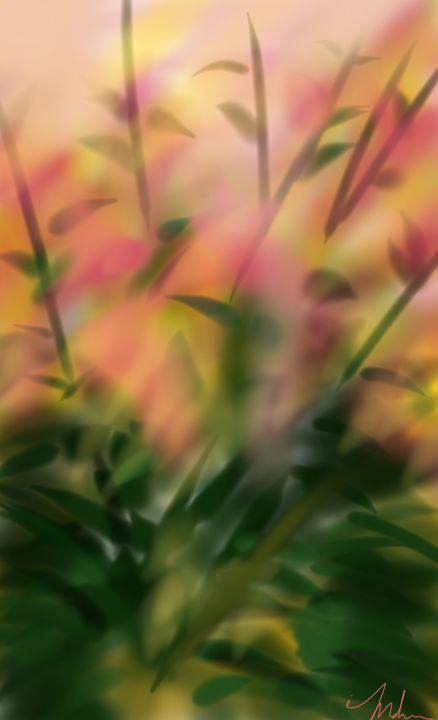 Summer Flowers - Mahan Salavati