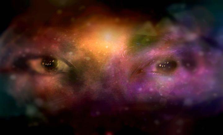Universal Eye's - Mahan Salavati