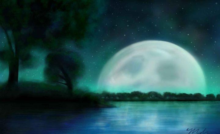 Moonlight Paradise - Mahan Salavati
