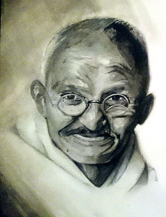 Mahatma Gandhi - Mahan Salavati