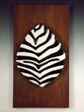 Ceramic Art Tribal Shield