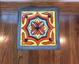 Tile Top Table