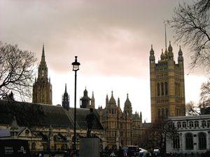 London Spires