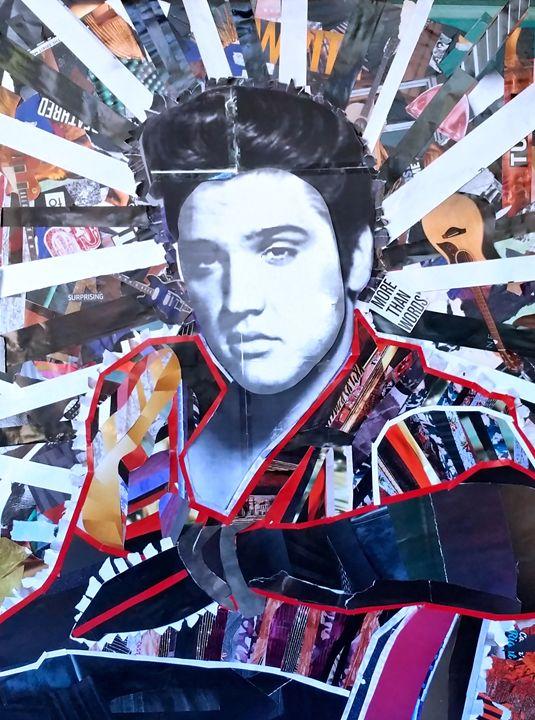 Elvis Mask - MEMory