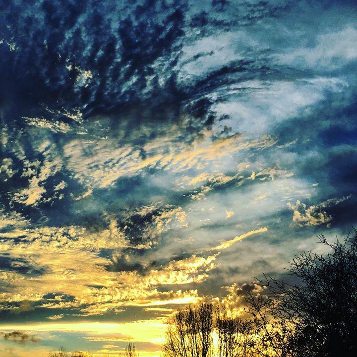 Scattered Skies - Kristen Williams