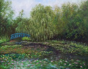 Bennetts Water Gardens, Dorset