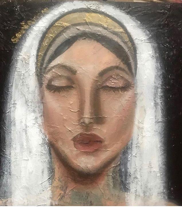 Mariam from Makkah - SaudiMuse