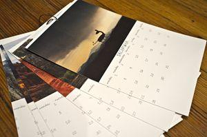 2015 Monster Calendar