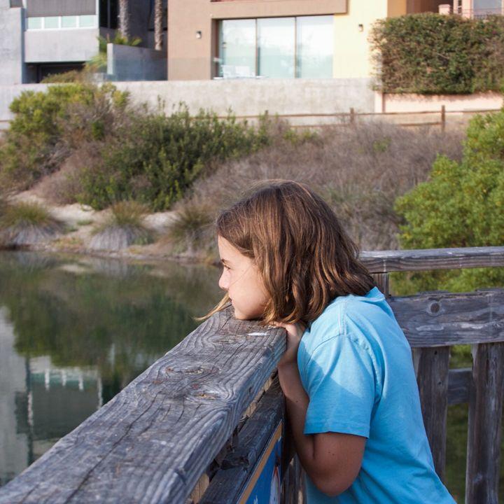 """The dock"" - River's Art"