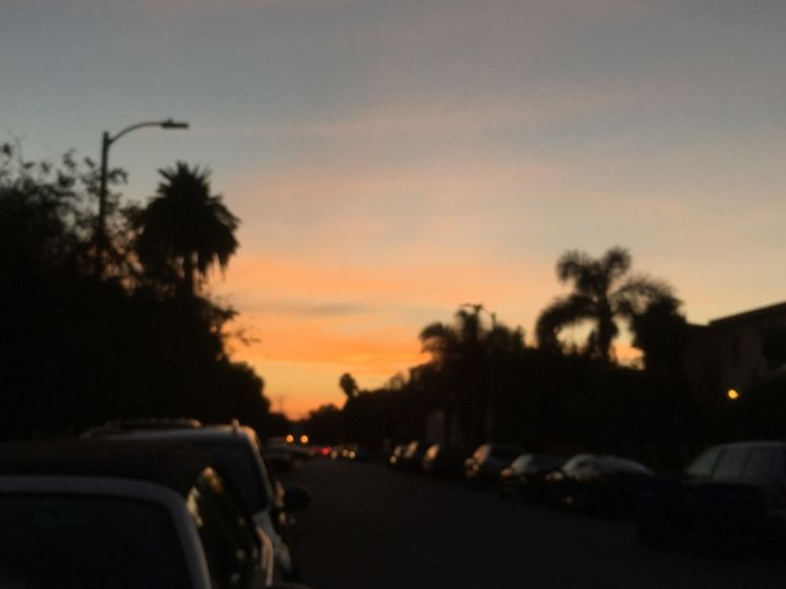 """Venice sunset"" - River's Art"