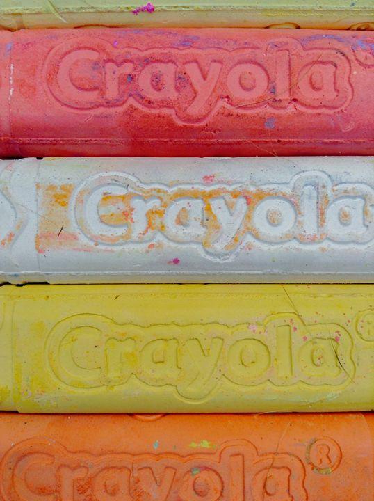 """Chalk"" - River's Art"