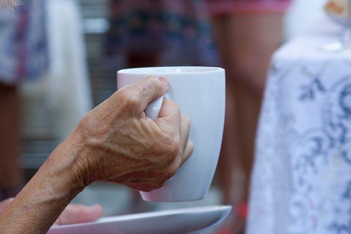 """Just my cup of tea"" - River's Art"