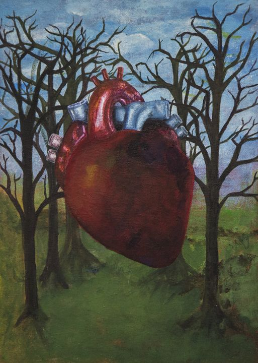 Forest Heart - Garbarbage