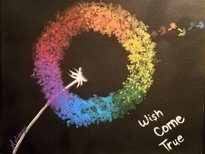 Wish Come True - Helmagic