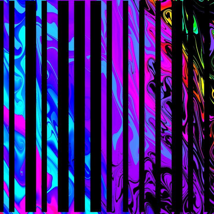 Rainbow blinds - Helmagic