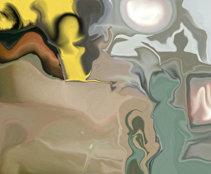Interlaced figures - The Art Hut